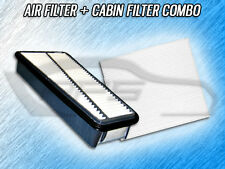 AIR FILTER CABIN FILTER COMBO FOR 2007 2008 2009 2010 TOYOTA TUNDRA 4.0L ONLY