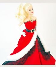 PAST SEASON SALE: Mattel Holiday Barbie 2007, Child ~ Adult, Christmas Red, NRFB