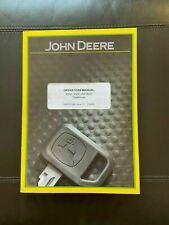 John Deere 9500 9600 9400 Combine Operators Manual