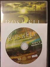 Roswell - Season 3, Disc 2 REPLACEMENT DISC (not full season)