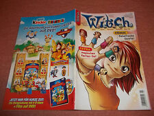 WITCH***COMIC***HEFT***NR.1/2005