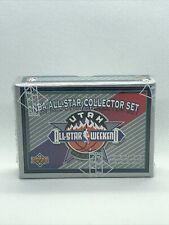 1992 93 Upper Deck NBA All Star Weekend Collector Set JORDAN SHAQ SEALED BOX