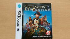 Sid Meier's Civilization Revolution (Nintendo DS, 2008)