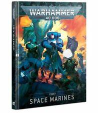 WARHAMMER CODEX: SPACE MARINES (HB) (ENGLISH)  - NEW/BOX