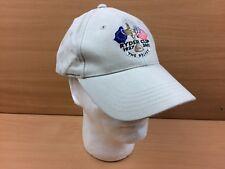 Official Ryder Cup Merchandise 2001 The Belfry Baseball Cap Hat Cream EX CON