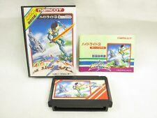 HYDLIDE 3 Famicom Nintendo Namcot fc