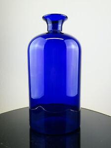 Rare Holmegaard Gulvvase, Entwurf Otto Brauer, Gulv-Vase (*Gul Vase*)