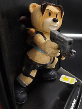 Bad Taste Bears ANGEL TOMB RAIDER MOVIE Collectibles with Attitude! 10cm 2008