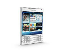 Blackberry Passport SQW100-1 4G 32GB Phone 3GB Ram White Brand New+Gift