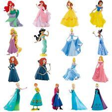 Disney Princess Figures - Cake Topper Decorations & Keepsakes - Bullyland