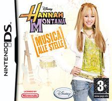 Hannah Montana 2 Musica Alle Stelle Nintendo DS IT IMPORT DISNEY INTERACTIVE