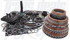 6L80 Chevy Pontiac Hummer Transmission Performance Raybestos Deluxe Rebuild Kit