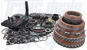 6L80 Chevy Hummer Transmission Performance Raybestos Deluxe Rebuild Kit Deep Pan