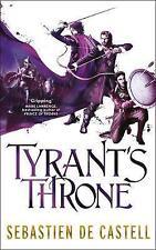 TYRANT'S THRONE / SEBASTIEN DE CASTELL9781782066835
