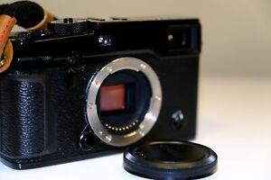 Used Fujifilm Fuji X-Pro2 24.3MP Mirrorless Camera Used
