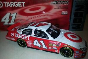 CASEY MEARS 2003 TARGET ROOKIE STRIPES ON BUMPER 1/24 ACTION DIECAST CAR 1/4,536