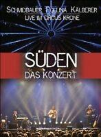 SCHMIDBAUER/POLLINA/KÄLBERER: SÜDEN-D.KONZERT LIVE AUS D.CIRCUS KRONE 2 DVD NEU