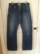 Levis 512 jeans bootcut 34x32