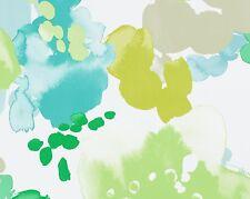 Tapete ESPRIT home 9 Vliestapete 94146-2 941462 Floral grün türkis (2,98€/1qm)
