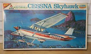 Vintage Nichimo Cessna Skyhawk Model Kit 1/48