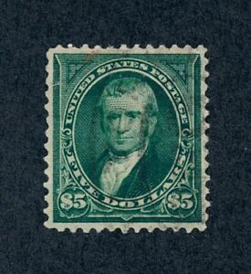 drbobstamps US Scott #278 Used Well Centered Stamp w/Defects (See Description)