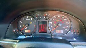 Audi B5 RS4 Clocks