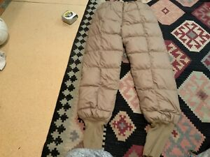 Cabela's Small Goose Down Pants
