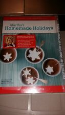 Martha Stewart DVD Martha's Homemade Holidays The Holiday Collection  2005 NEW