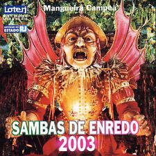 , Sambas De Enredo 2003, Excellent