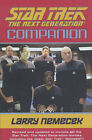 USED (VG) The Star Trek: The Next Generation Companion: Revised Edition by Larry