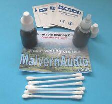 2 x 10ml. Bottles Turntable Bearing Oil With Molyslip - Upgrade & Enhance Sound