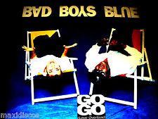"12"" - BAD BOYS BLUE - GO GO (ORIGINAL 1993) EURO BEAT NUEVO OYELO - MINT LISTEN"