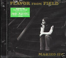 Mariko Ide - FLAVOR FROM FIELD - Japan CD - NEW J-POP