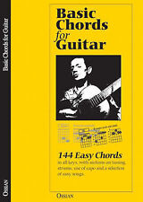 Basic Chords For Guitar And How To Use 'Em Guitar Book Reference