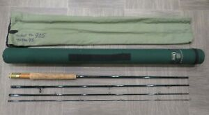 Orvis Trident TL Tip Flex 9.5 Fly Rod, 5 Weight 4 piece Pack Rod