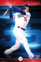 CODY BELLINGER - LOS ANGELES DODGERS POSTER - 22x34 MLB BASEBALL 16133
