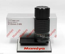 Mamiya Sekor C 645 210 mm f4 N objectivement pour Pro TL Super m645 1000 s NEW NEUF