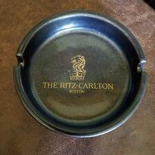 Vintage Ritz Carlton Ashtray Boston - Ashtray Specialty Co. - Rare