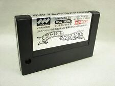 Msx Borfes And The Cinco Evil Spirits Solo Cartucho MSX2 Japón Videojuego Msx