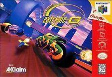 Extreme-G (Nintendo 64, 1997)