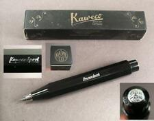 Kaweco Skyline Sports Clutch Pencil In Black 0 1/8in Mine New