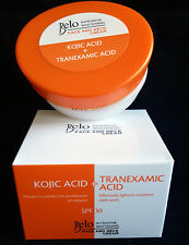 BELO Intensive Whitening Kojic & Tranexamic Acid FACE & NECK CREAM 50g SPF30