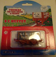 Thomas the Tank Engine  ERTL Discontinued 1998  S C Ruffey & collector's card 52