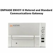Enphase Envoy Solar Communications Gateway ENV-S-AB-120-A with Wireless WIFI