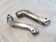 1982 82 Yamaha XV920 Virago 920 Left & Right Handlebar Handle Bar Riser Brackets