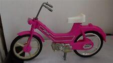Vintage 1983 Mattel Barbie Doll Motor Bike Scooter
