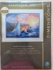 Brand New Dimensions Counted Cross Stitch kit. 'Aurora'