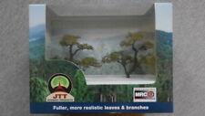 """JTT Scenery HO Scale 3"""" Beech Tree 2/pk #94431"""