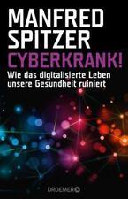 Cyberkrank! von Manfred Spitzer (Taschenbuch) NEU