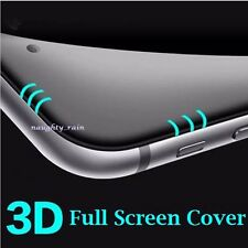 3D FULL Cover TEMPERED GLASS Screen Protector for Apple iPhone 7 5 SE 6 6s Plus